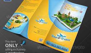 sample brochure for tour package renanlopes me