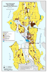 Seattle Districts Map by Seattle Weighs Recreational Marijuana Limits Ny Daily News