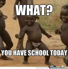 School Today Meme - african kid s have no school by marko dogancic 5 meme center