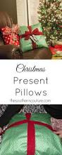 christmas present pillows southern couture