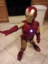 Iron Man Halloween Costume Toddler 74 Halloween Costumes Images Costume Ideas