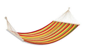oztrail double hammock with timber rails snowys outdoors
