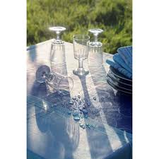 nappe ronde tissu enduit nappe enduite u0026 serviettes de table en coton enduit la compagnie