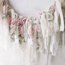 Shabby Chic Valance by Shop Pink Shabby Chic Fabric On Wanelo