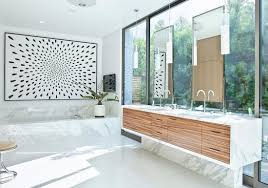 Marble Bathrooms Ideas by Bathroom Minimalist Bathroom Design In White Complete With