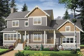 craftsman homes plans house plan w2853a v1 detail from drummondhouseplans