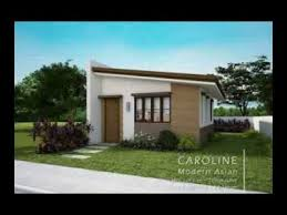 House Model Photos Filinvest Caroline House Model Youtube