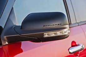 ford explorer mirror replacement 2013 ford explorer reviews and rating motor trend
