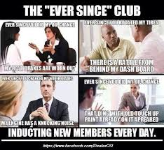 Club Meme - service advisor meme on twitter the eversince club auto cars