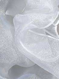 organza sashes white sparkle organza sash ps event rentals