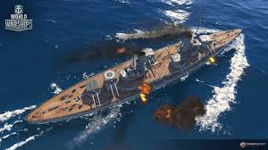 game world of warships