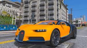 yellow bugatti chiron 2017 bugatti chiron gta v mod 2 7k 1440p youtube