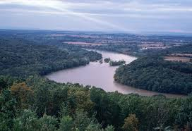 Ohio rivers images Ohio river is one of the most polluted rivers in america jpg