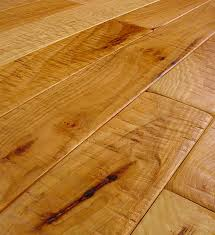 hickory scraped hardwood flooring photo