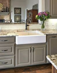 painted kitchen cabinets ideas colors brown painted cabinets hyperworks co