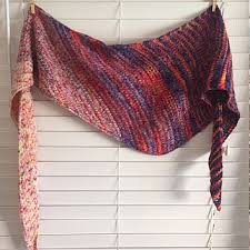 the knitted wit spell shawl kit the knitted purl