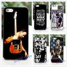 popular bruce springsteen iphone case 5c buy cheap bruce
