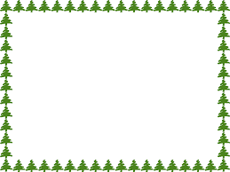 tree borders clipart 49