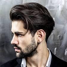 coup de cheveux homme coupe de cheveux homme dégradé avec trait comment l adopter