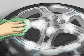 how to paint car wheels yourmechanic advice