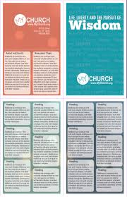 100 church program template free 5 church program templates
