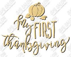 thanksgiving custom diy seasonal autumn fall iron on vinyl