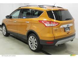 Ford Escape Colors 2016 - 2016 electric spice metallic ford escape se 4wd 108315496 photo