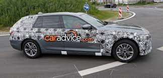 2017 bmw 5 series touring sheds layers in new spy photos photos