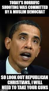 Obama Shooting Meme - retarded obama imgflip