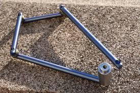 altor u0027s foldable titanium bike lock cool hunting