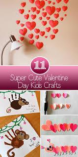 valentines day kids 11 day kids crafts nifty diys