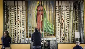santuario ghiaie di bonate addio ad adelaide la veggente bambina frenata dalla chiesa