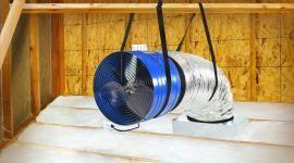 quiet cool attic fan whole house fans