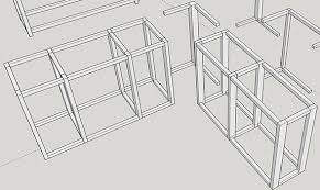 Making A Tool Cabinet Brainstorming How To Make Best Use Of A Corner For A Workbench Or