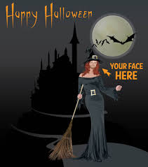 halloween card vector art u0026 graphics freevector com
