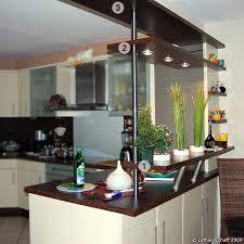 kche mit theke küchen umbau mit kreativer lösung küchentheke himmel