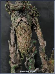 treebeard branch lifting lord of the rings of the king