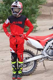 motocross safety gear alias a1 gear set review motocross tested u0026 approved