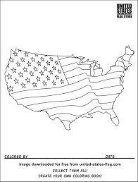 Us Flags Com Florida Template For Kids Army Coloring Pages For Kids Free