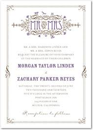 art nouveau wedding invitation suite deco weddings