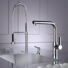 Dornbracht Kitchen Faucet Dornbracht Elio Single Lever Mixer W Profi Spray Set