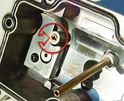 r d float bowl dirt bike magazine how to adjust your keihin fcr leak set r d