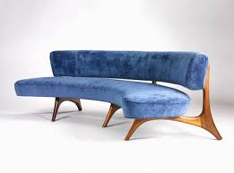 Curve Sofa Vladimir Kagan