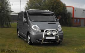 renault congo to fit 14 renault trafic stainless steel chrome front low roof