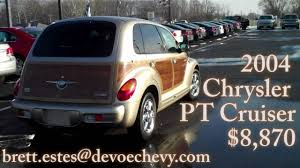 2004 pt cruiser touring edition turbo charged at devoe chevy youtube