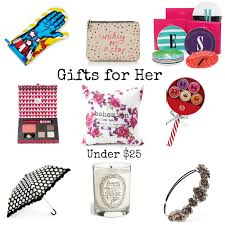 gift guide 25