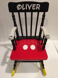 Mickey Mouse Chair by Mickey Mouse Rocking Chair Mickey Mouse Kids Disney Chair