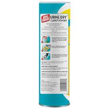 How Do You Get The Urine Smell Out Of Carpet Amazon Com Simple Solution Urine Remover Carpet Powder 24 Oz