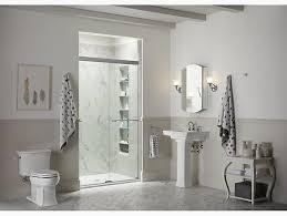 k 707201 l revel frameless sliding shower door kohler