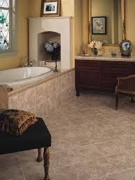 how to choose bathroom tile choosing bathroom flooring hgtv house